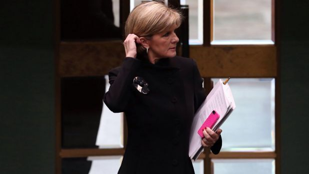 Foreign Minister Julie Bishop has stressed the importance of investigators regaining access to the MH17 site.