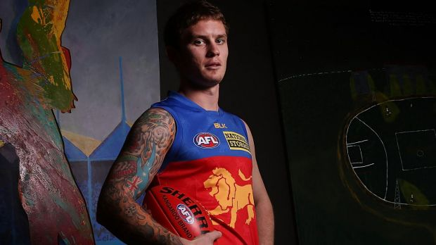 "New Lion Dayne Beams: ""I've got no doubt with the list that we've got we can play finals in 2015."""