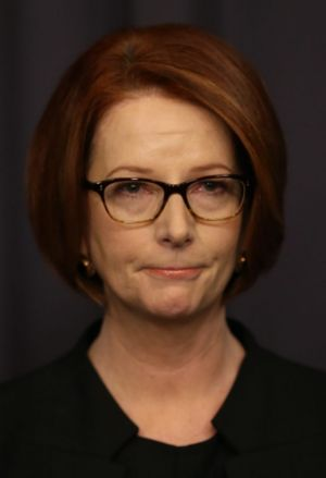 Rejected: Former prime minister Julia Gillard has questioned the credibility of evidence against her.