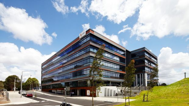 5 Murray Rose, Olympic Park, Sydney, is also in the GPT Metro Fund portfolio.