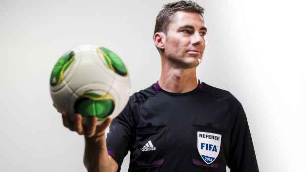 Canberra referee Ben Williams has come under fire for a controversial red card in an FFA Cup match last week.