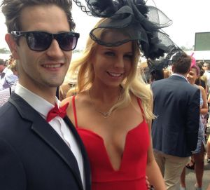 Backing a winner in red at Moonee Valley