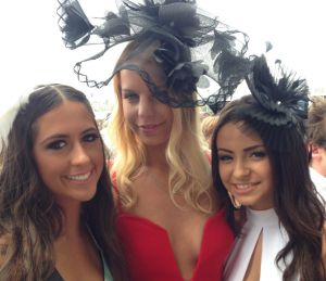 A grand day out at the races.