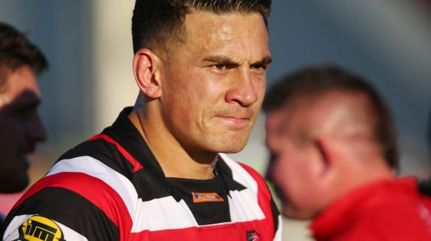 Sonny Bill Williams is set to be reunited in the All Blacks midfield with Chiefs playmaker Aaron Cruden.