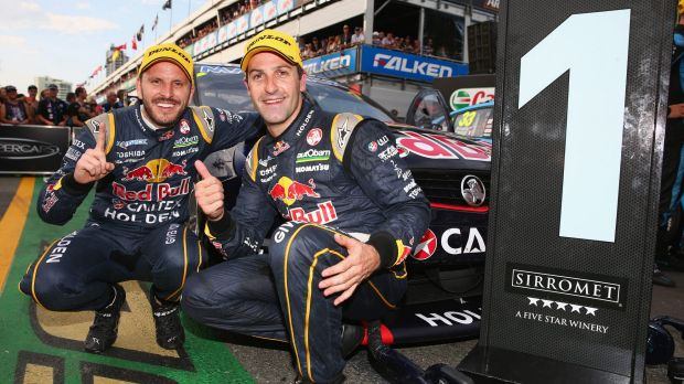 jamie whincup co driver bathurst 2012 dodge - photo#24