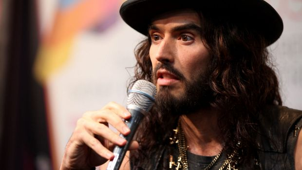Fired up: Russell Brand has drawn criticism for some of his latest Twitter comments, and could face a ban.