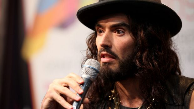 Russell Brand to be studied in English classrooms.