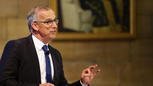 Sydney University vice-chancellor Michael Spence has been confronted with evidence of intimidation at a talk organised ...