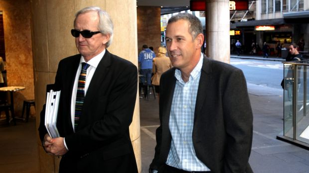 Taken court action against Chubb: Andrew Poole.