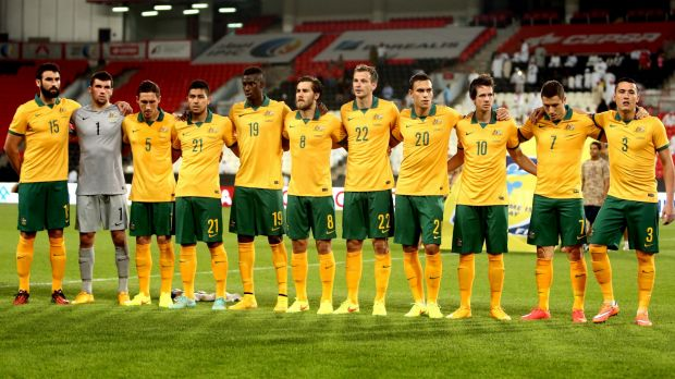 """""""The ABC was uniquely positioned, across TV, radio and online to join with us"""": FFA chief executive David Gallop."""