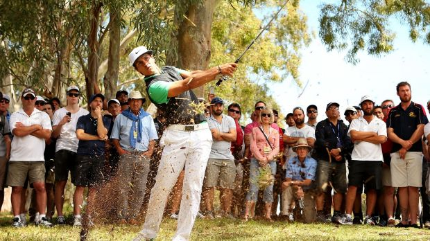Thorbjorn Olesen won in front of healthy crowds but the Perth International needs to find a way to attract attention ...