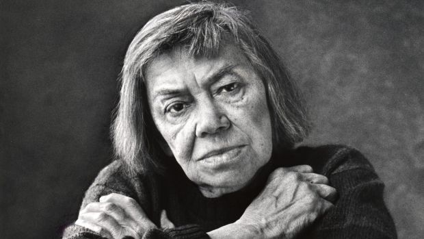 Tormented: Patricia Highsmith, who became famed for her misanthropy.