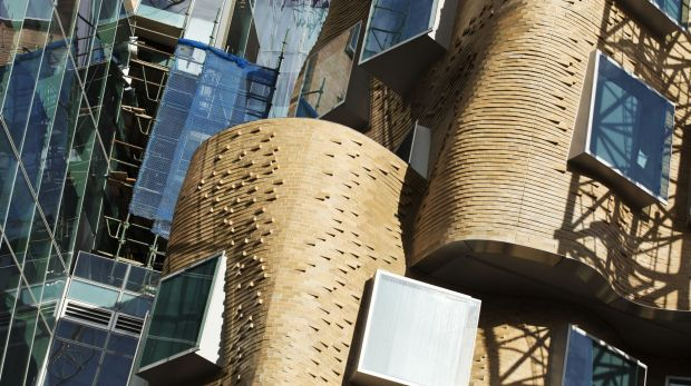 Australia's own Gehry: UTS's new business school.