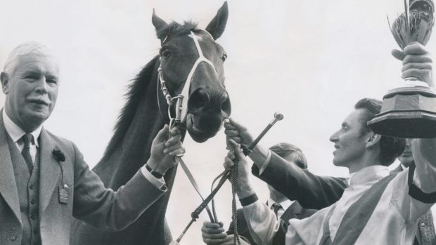 """All I know is he beat Rain Lover easily on the Saturday (in the Mackinnon) and was to meet him 12 pounds (5.4kg) ..."
