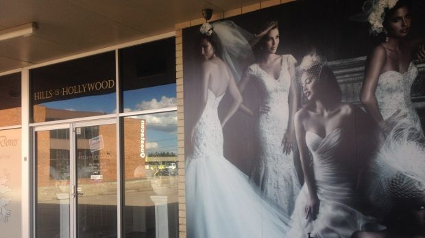 Canberra's Hills in Hollywood bridal store has reopened under new management.
