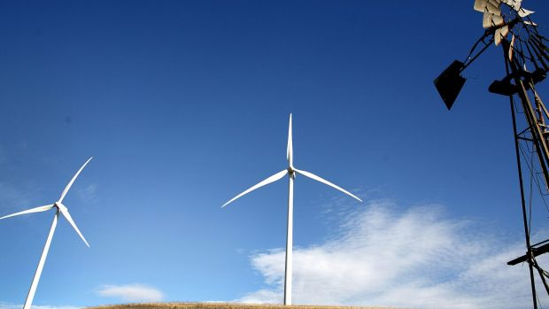 Many wind farms face an uncertain future.