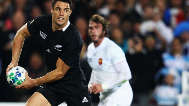 Not included: Dan Carter is arguably the greatest No.10 in the history of rugby but didn't make Sonny Bill Williams' ...