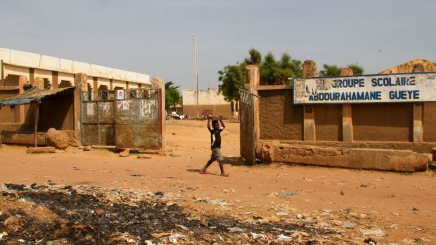 Caution: Some schools were closed after the first confirmed Ebola patient in Mali died in Kayes.