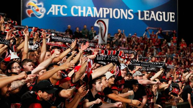 Western Sydney Wanderers are staying at home for the Champions League final.
