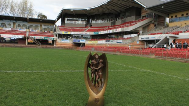 In need of a makeover?: Manly's fortress Brookvale Oval.