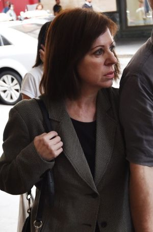 Maria Butera is facing charges of giving false and misleading evidence to the Royal Commission Into Trade Union ...