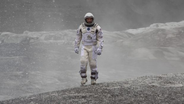 <i>Interstellar</i>, starring Matthew McConaughey, is based on a 1988 breakthrough showing wormholes could exist.