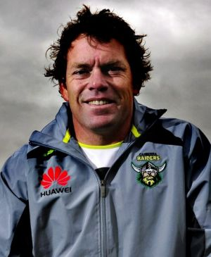 Joing Wests Tigers coaching staff: Brett Kimmorley.