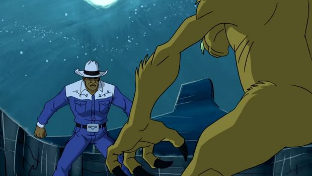 Tyson is thrown into a variety of bizarre scenarios in the show.