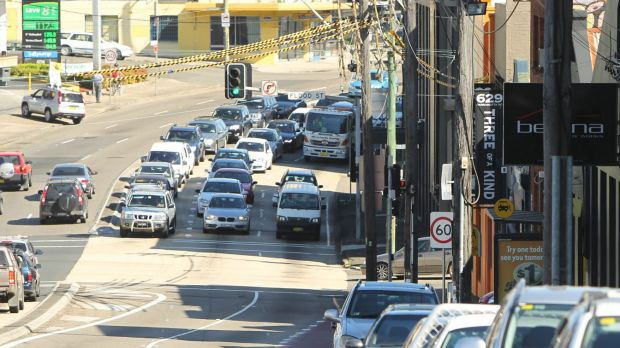Infrastructure plans include $300 million to be spent on rapid bus systems, potentially on Parramatta Road or Victoria Road.