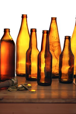 Those empty beer bottles could become extra pocket money for community groups.