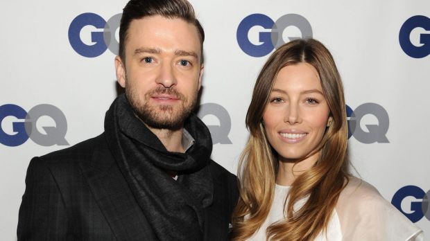 Parents-to-be: Justin Timberlake and Jessica Biel are expecting their first baby, according to one of Timberlake's ...