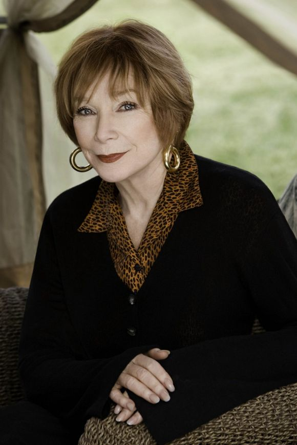 "Hollywood veteran Shirley MacLaine labelled Oprah, ""the greatest listener in the world."" "" I will thank her always for ..."