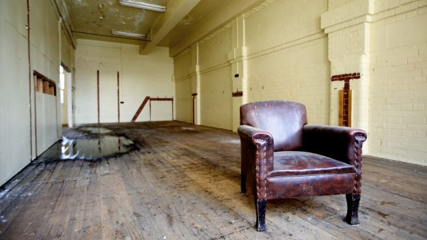 Creative hub: The rooms will be redeveloped.