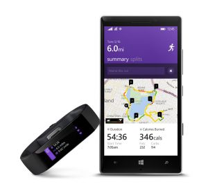 The Microsoft Band paired with a Windows Phone, but not all health apps are any good.