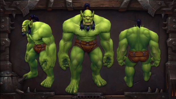 <i>World of Warcraft</i>: One of the warlords of Draenor.