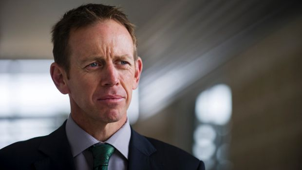 Shane Rattenbury: Grew up in an unremediated Mr Fluffy home.