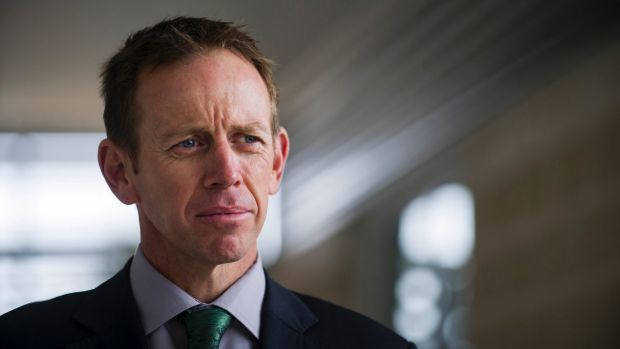 Greens Minister Shane Rattenbury says the laws represent an unwarranted erosion of human rights.