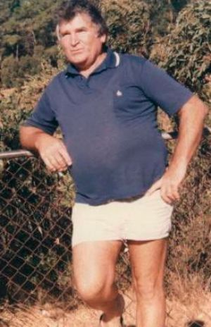 Ronald Penn was last seen at a house in Bateau Bay on Thursday, October 12 1995.