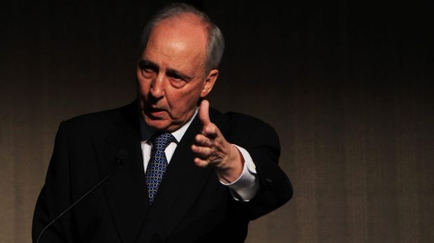 "Looking ahead: Former prime minister Paul Keating has a ""big picture"" view of relations with China."