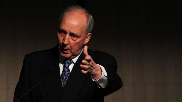 Climate change must be on the G20 agenda: Paul Keating
