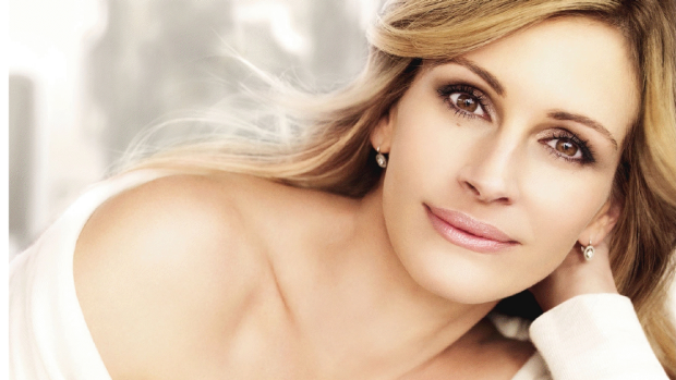 In mourning again: Julia Roberts.