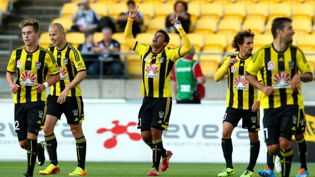 Rising Phoenix: Wellington is hoping to overcome its Melbourne hoodoo.