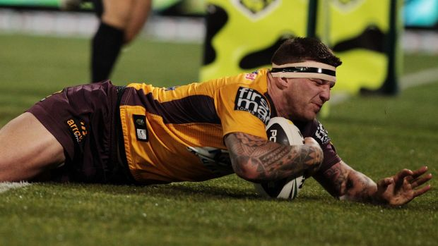 Playing for the love of the game won't put food on the table: Josh McGuire.