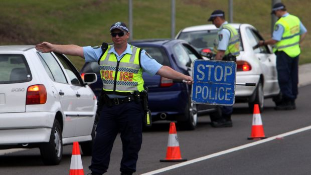 Four drunk drivers have been nabbed in school zones by police at one small Logan station since classes began four weeks ago.