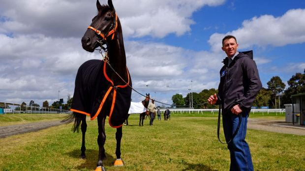 Another chance: The last time Newcastle trainer Kris Lees made it to the big dance, he 'knew he couldn't win'.
