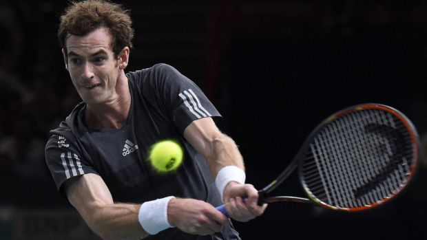 Andy Murray is hoping to complete a London treble this year by winning the end of year World Tour Finals.