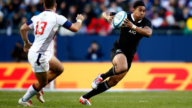 """""""It's all about confidence. I guess when you find that and you get into your stride, you feel unstoppable"""": Savea."""