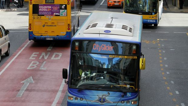 Union-aligned bus drivers will not collect fares this week.