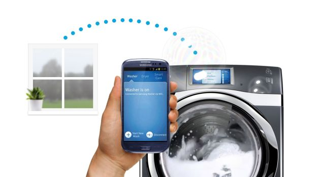 With departments that make home appliances and other electronics as well as its fading mobile phone division, Samsung ...