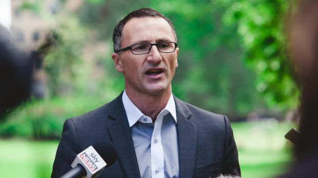 Greens senator Richard Di Natale believes hundreds of thousands of Australians will have to pay their full GP bill upfront.
